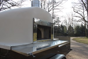 Drago pizza oven