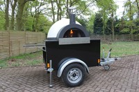 Griffin portable pizza oven